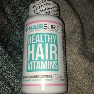 HairBurst hair vitamins (price firm)